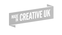 """MADE IN CREATIVE  UK"" Partner"